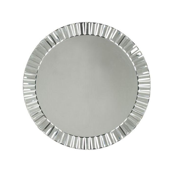 espejo redondo capri