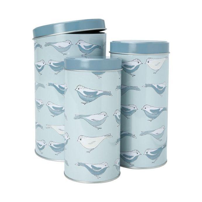juego de 3 latas bluebird