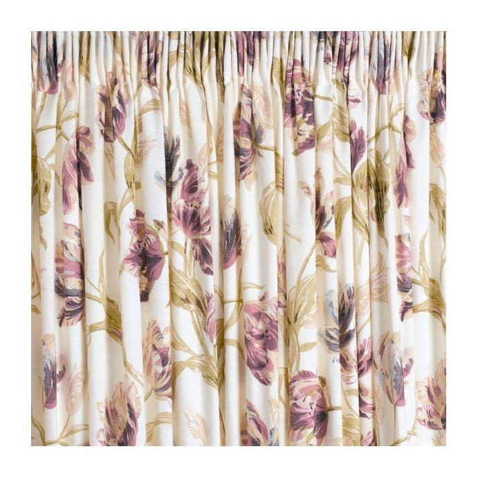 cortinas confeccionadas Gosford ciruela