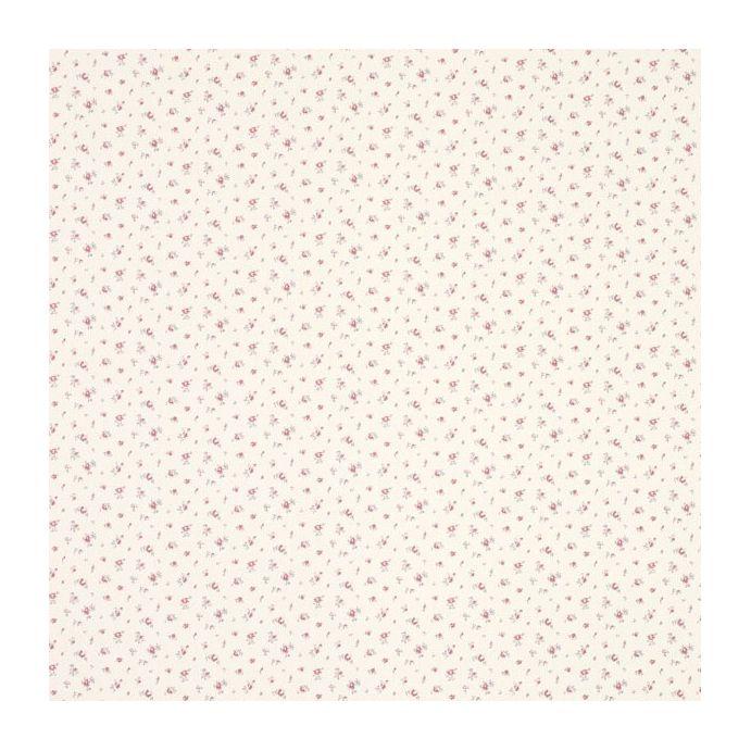 tejido estampado de algodón luella foxglove