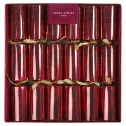 juego de 6 crackers marchmont rojo