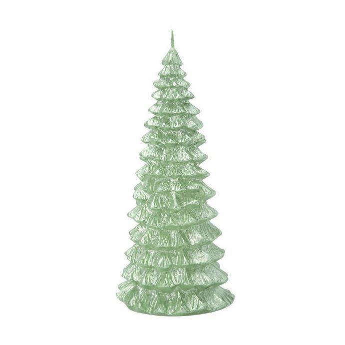 Comprar vela con diseno de arbol de navidad verde de - Velas de diseno ...