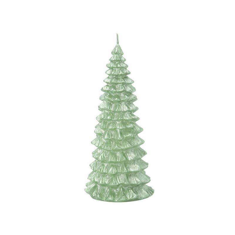 Comprar vela con diseno de arbol de navidad verde de - Diseno de arboles de navidad ...
