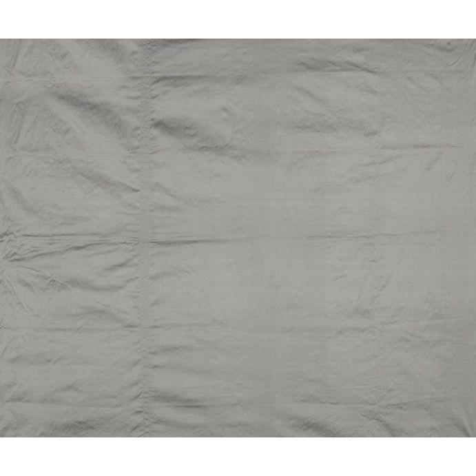 tejido de seda hepburn plata