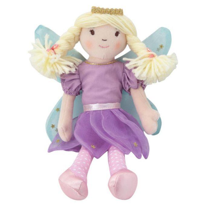 muñeca de trapo Hada
