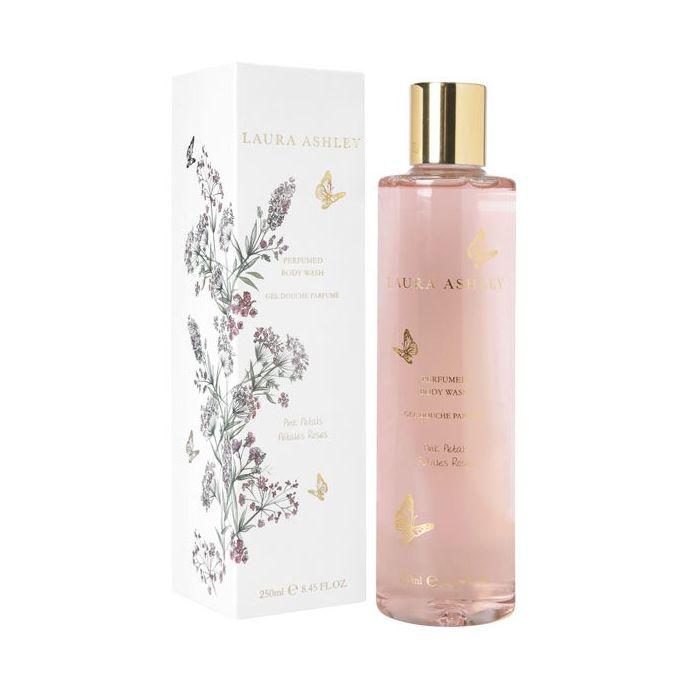 gel perfumado pink petals