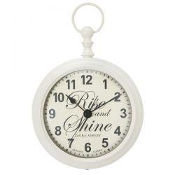 reloj despertador crema rise and shine