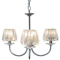lámpara de techo Capri x3
