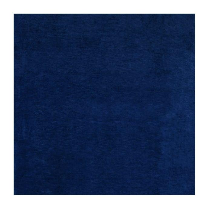 tejido de terciopelo Villandry azul noche