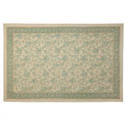 alfombra torrington azul verdoso