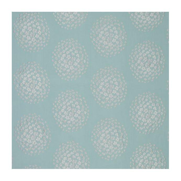 tejido de jacquard coco azul verdoso