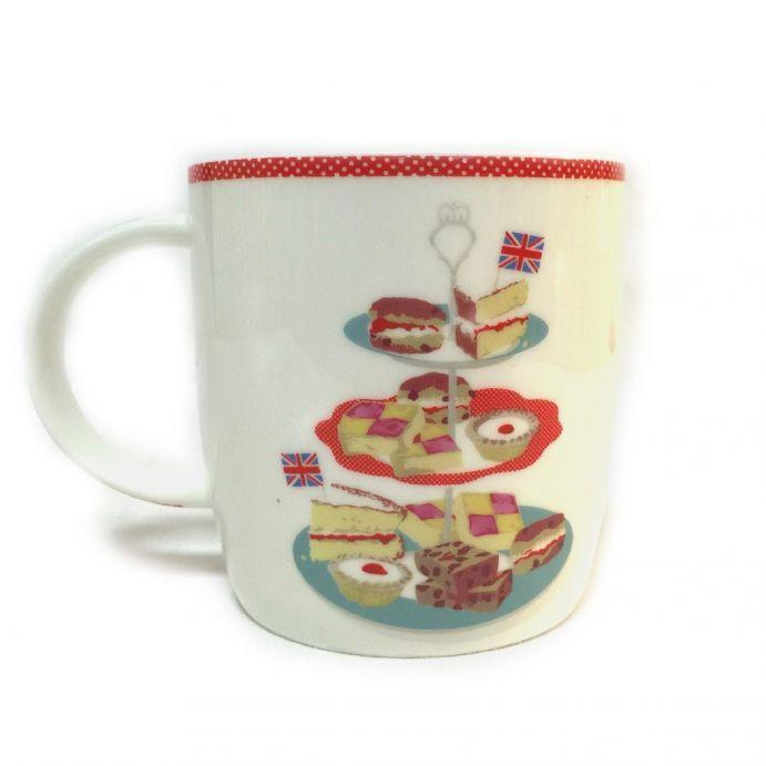 taza mug Celebrate Britain