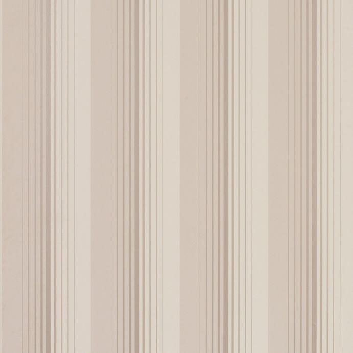 papel pintado draper stripe trufa