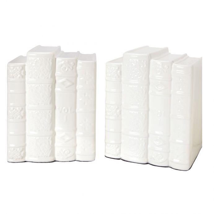 sujeta libros de resina books