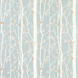 papel pintado cottonwood azul verdoso