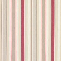 tela Awning rayas rosa cassis