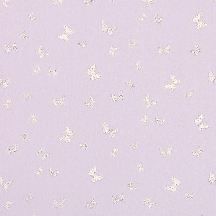 tejido estampado bella butterfly lila