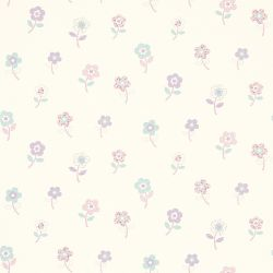 papel pintado Clementine flower