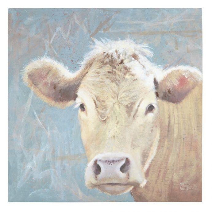 lienzo daisy the cow