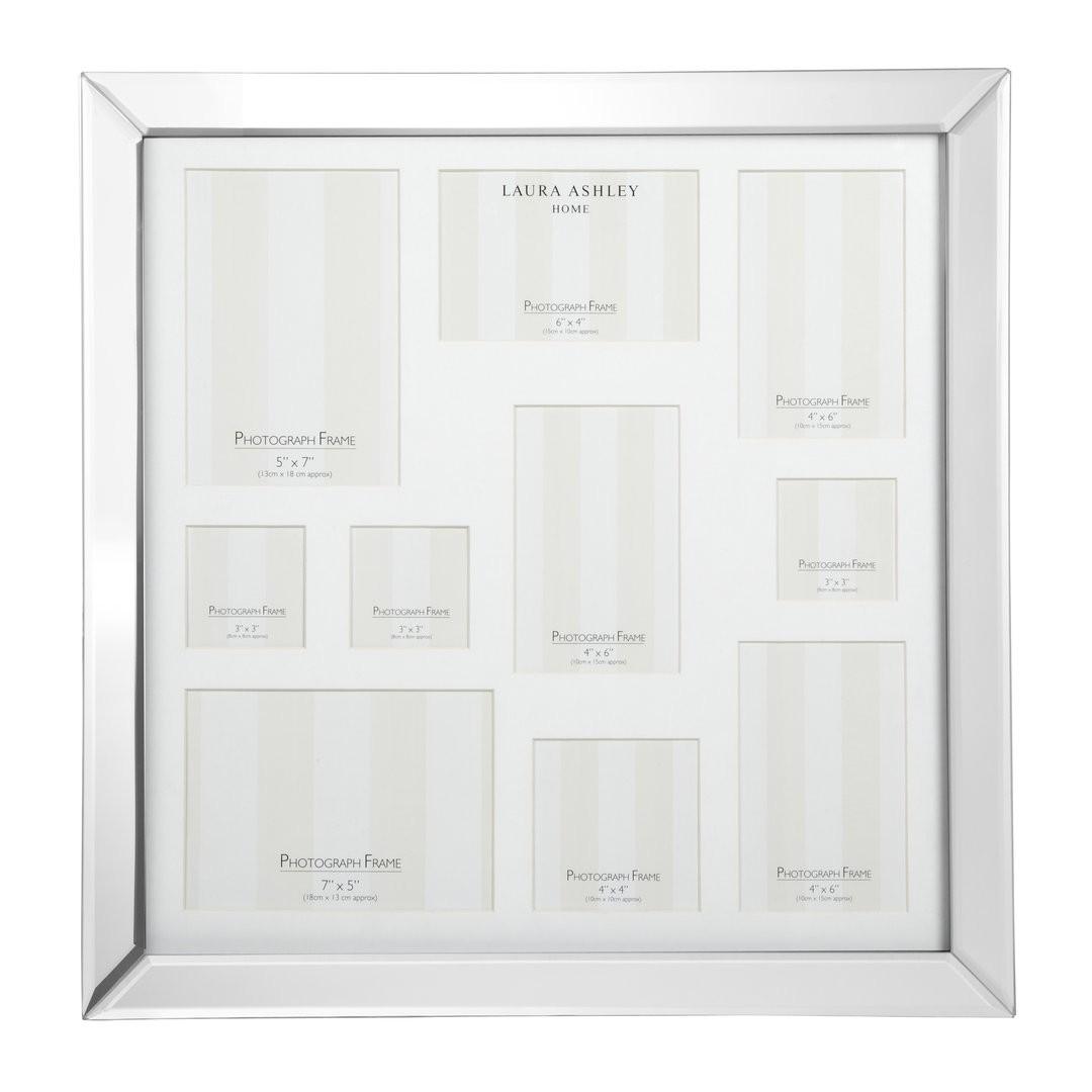 Comprar marco multi apertura block espejado de diseño - Laura Ashley ...