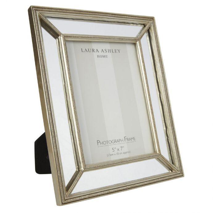 Comprar marco espejo y champán grande de diseño - Laura Ashley Decoracion