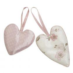 pareja de corazones perfumados calissa