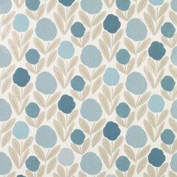 papel pintado serena azul mar