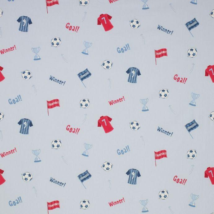 tejido football azul