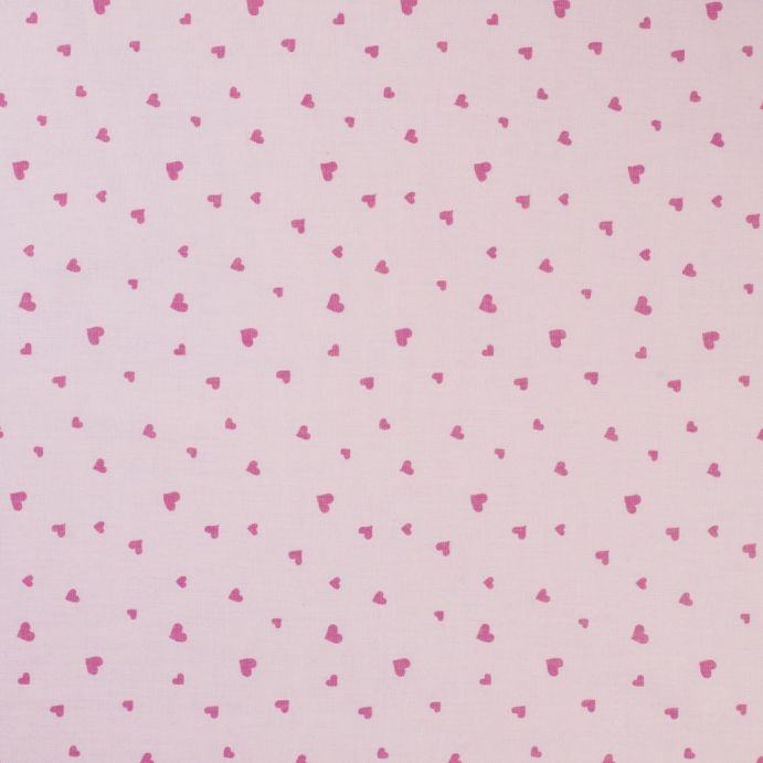 tejido sweetheart rosa