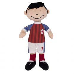 muñeco footballer