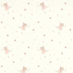 papel pintado Millie rosa