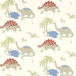 papel pintado Dinosaurs