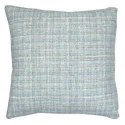 cojín newick tweed azul verdoso