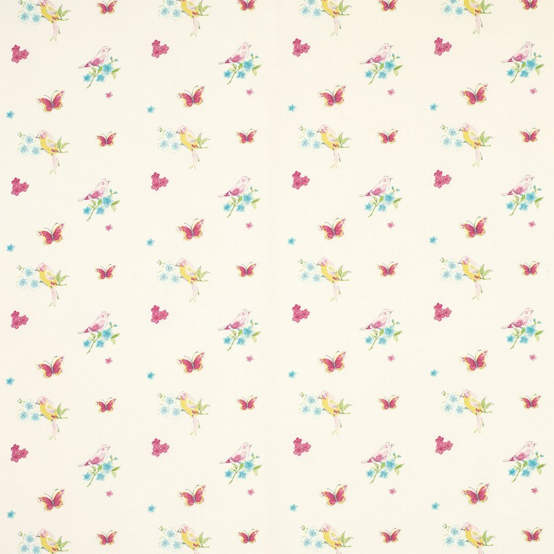 Comprar tejido songbird de dise o laura ashley decoracion - Telas laura ashley ...