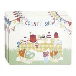salvamanteles county show