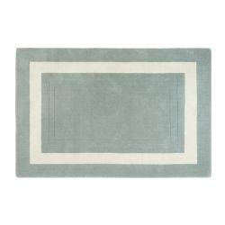 alfombra Lewes Border azul verdoso
