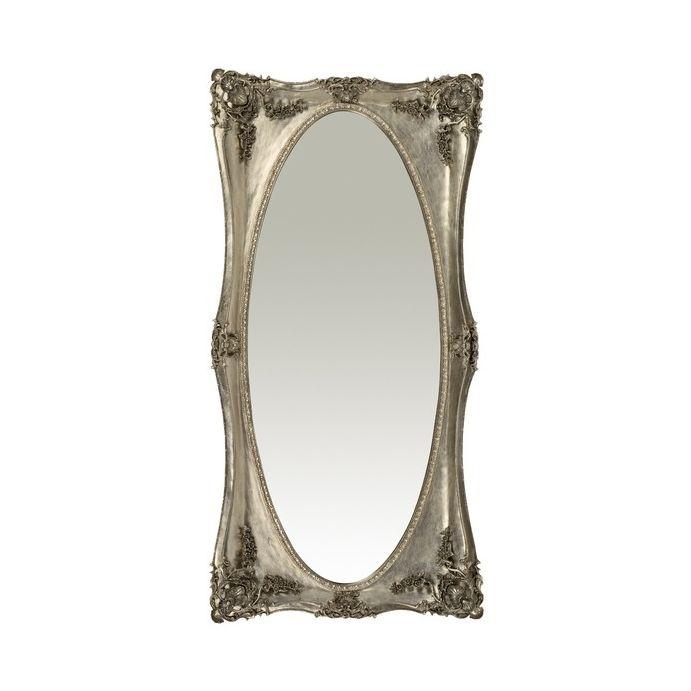 gran espejo de suelo beth champán