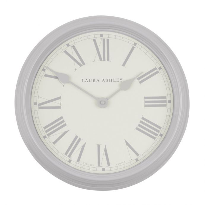 Comprar reloj de pared gallery gris claro de dise o laura ashley decoracion - Gris claro pared ...