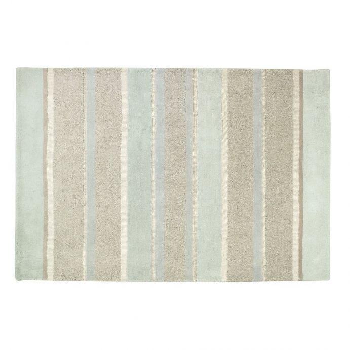 alfombra bexley stripe azul mar