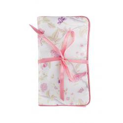 joyero enrollable summer palace rosa