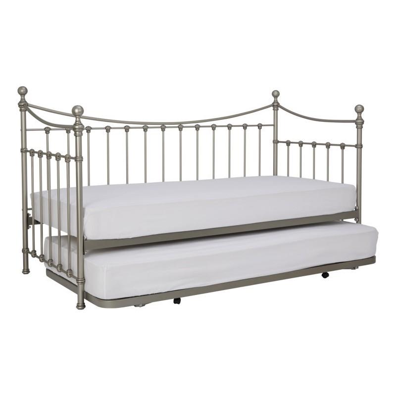 Comprar cama nido hastings peltre de dise o laura ashley for Cama 80x180