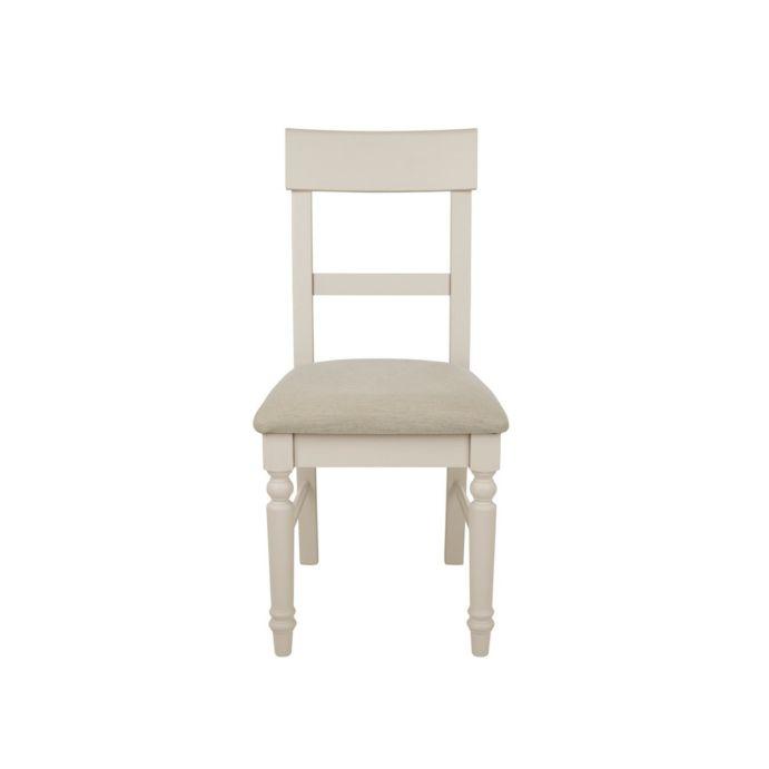 Comprar 2 sillas tapizadas Dorset trufa de diseño - Laura Ashley ...