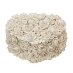 joyero scultured rose