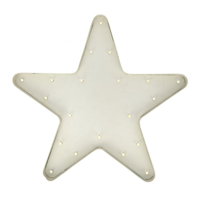 aplique de pared star LED