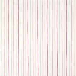 tejido rosa painterly stripe
