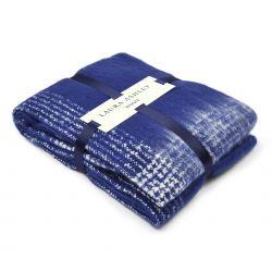 manta anastasia azul royal