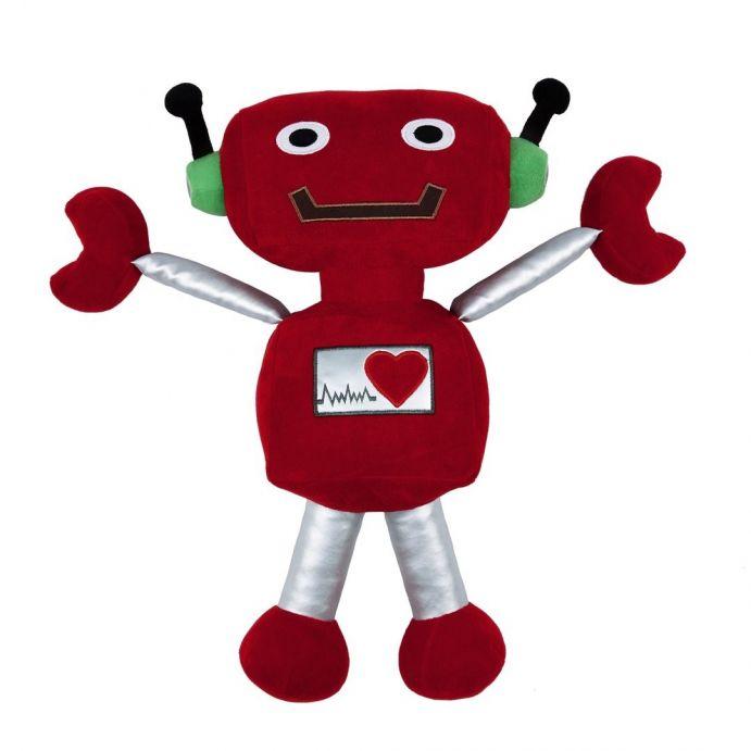 muñeco peluche Robot