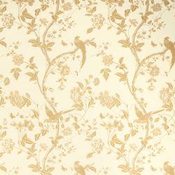 papel pintado summer palace oro