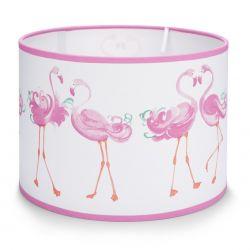 pantalla colgante pretty flamingo