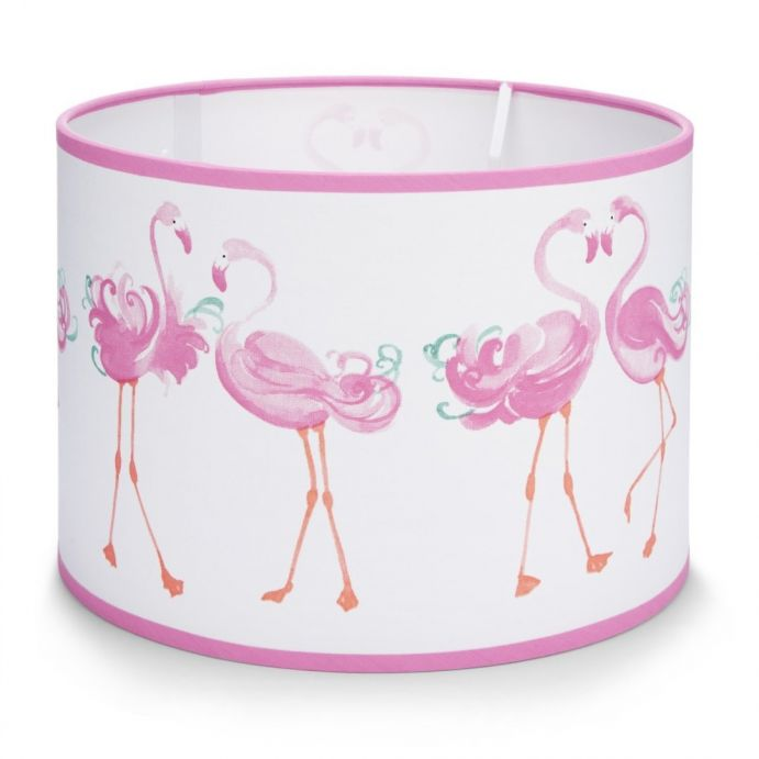 pantalla colgante pretty flamingo
